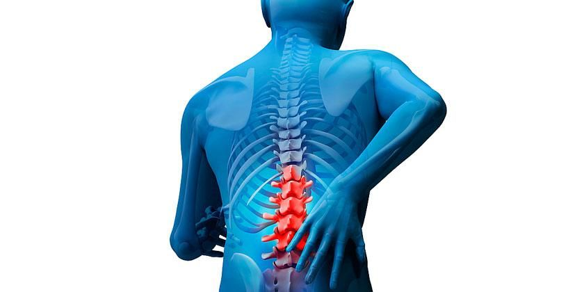 Superar el dolor de espalda. FUNDAMENTAL