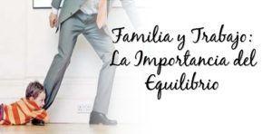 trabajo o familia