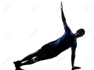 13339220-man-exercising-workout-fitness-aerobics-posture-in-silhouette-stock-photo