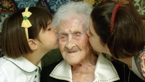 El límite natural de longevidad