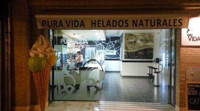 Helados SinGluten en Huelva