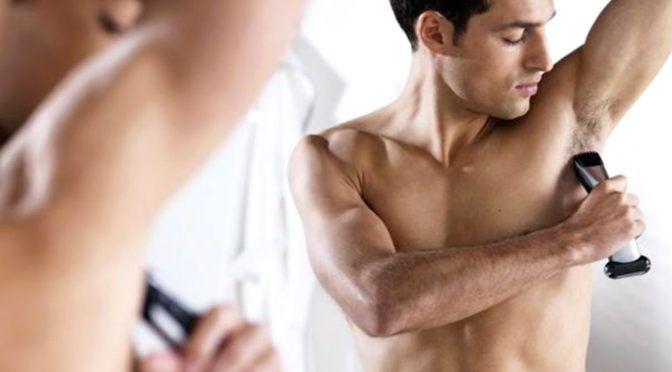 La depilación no es exclusividad sólo de las mujeres