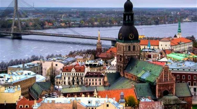 Visitar Letonia SinGluten es un poco complicado