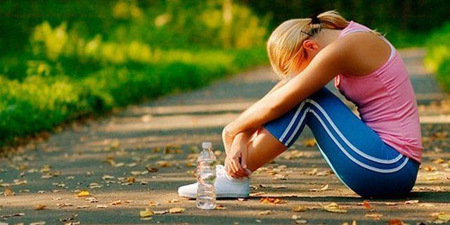 Los excesos  envejecen y en deporte también!!