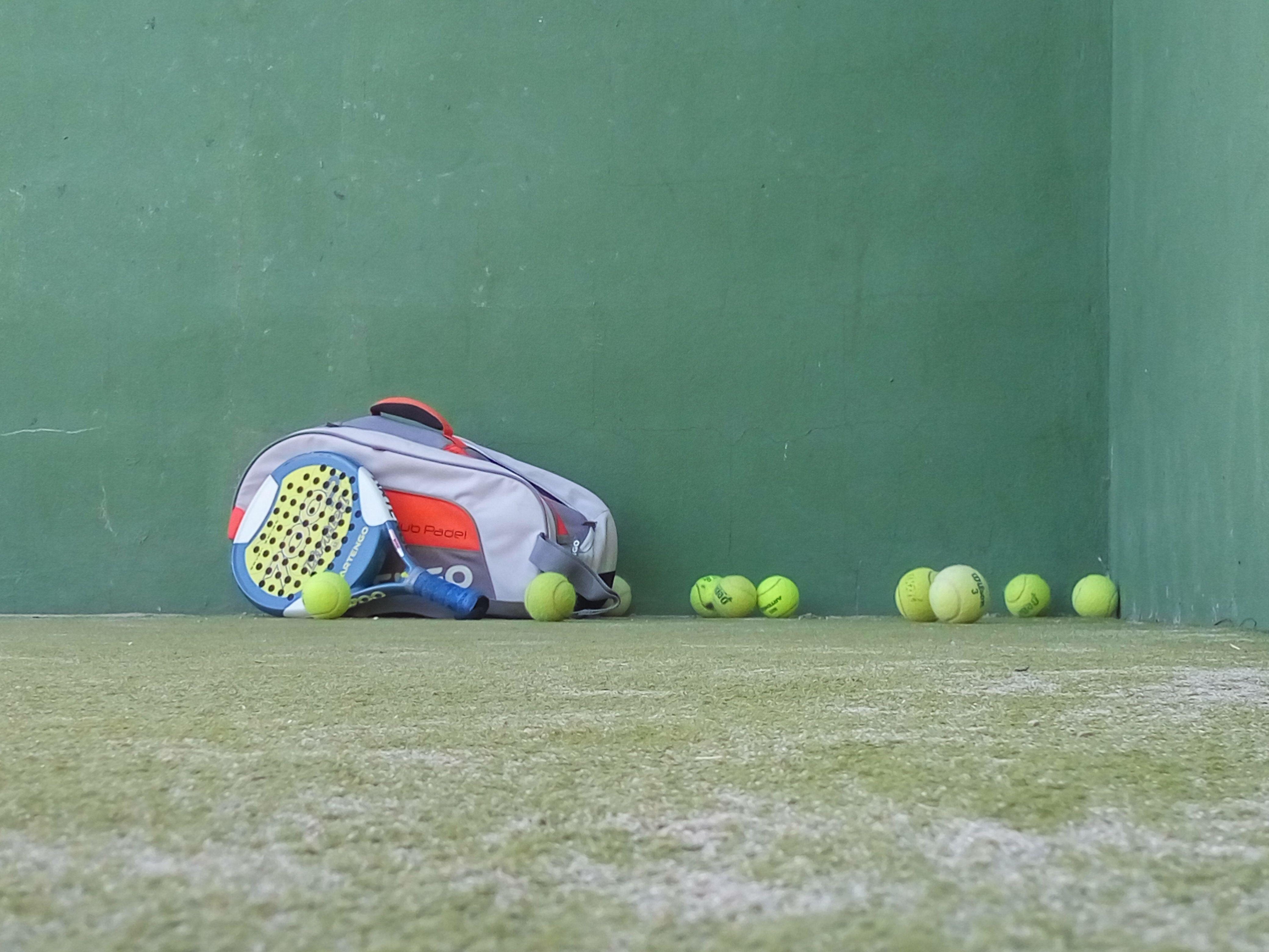 Pádel, el tenis de los viejos