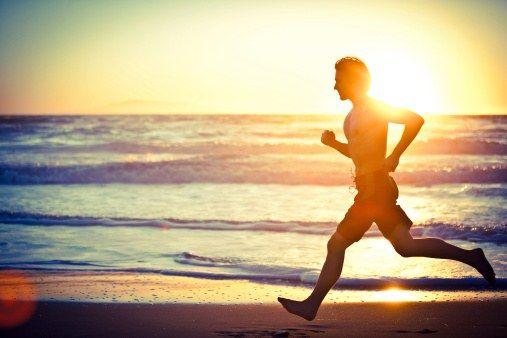 Ojo con el sol cuando corres, pasa factura