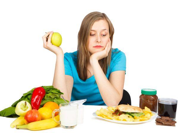 Cuidar tu físico y desatender la alimentación es mas habitual de lo que crees