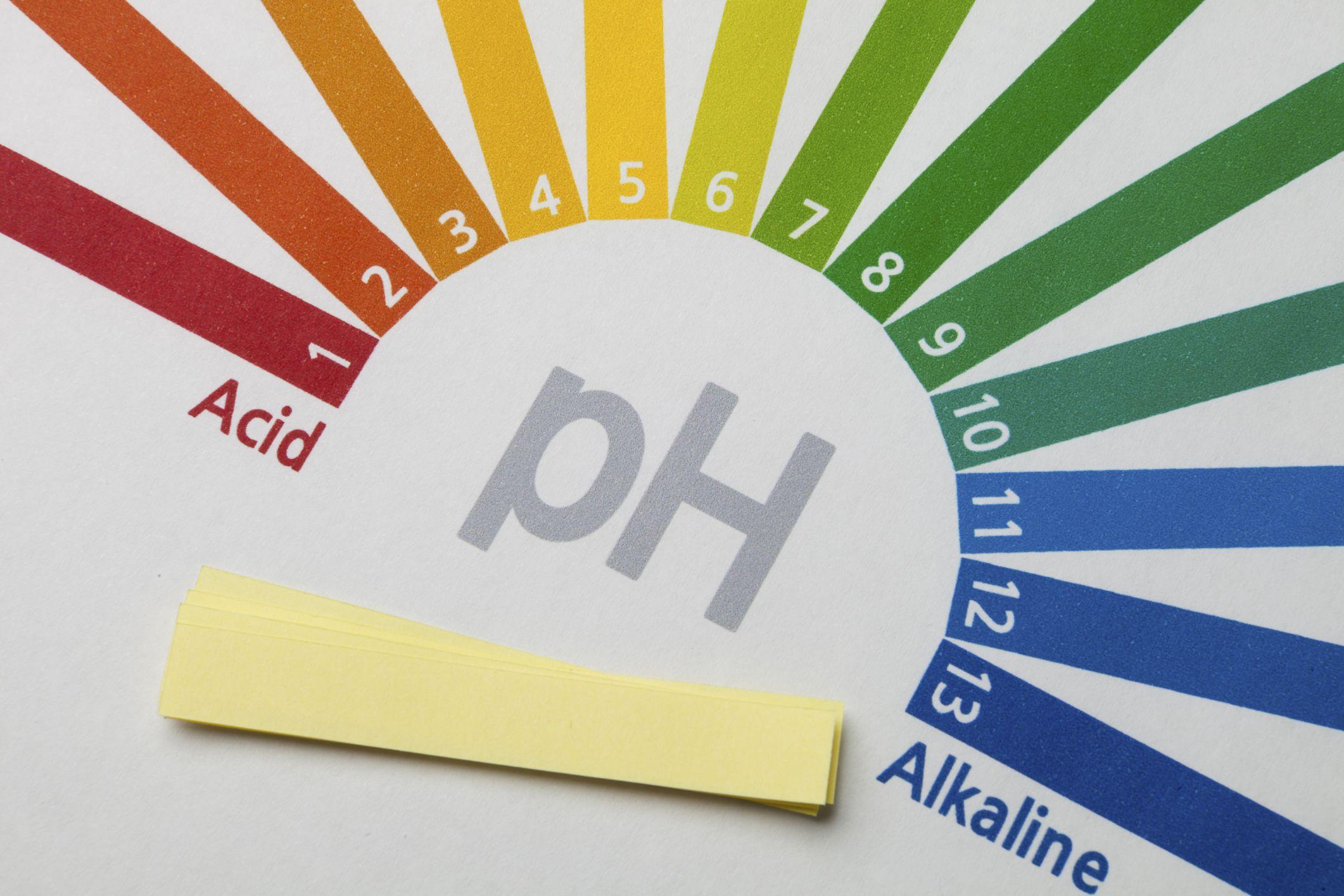 Alcalinizar tu pH elimina la acidez
